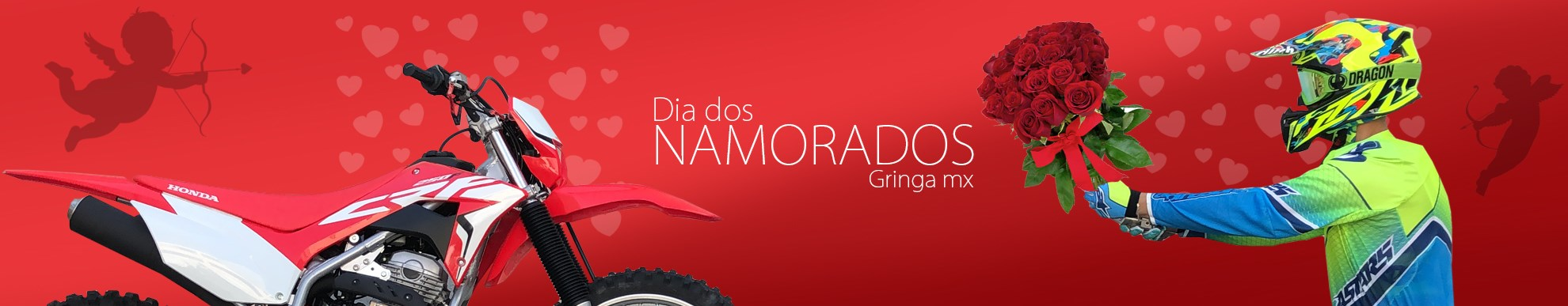 Dia dos Namorados Gringa Mx