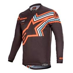 Calça e Camisa Alpinestars BRAAP Laranja 2020