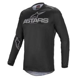 Calça e Camisa Alpinestars Fluid Graphite 21 Preto Cinza