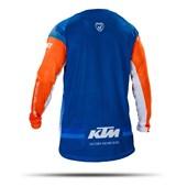 Calça e Camisa Pro Tork Ktm Factory Edition Azul Laranja