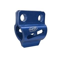 Abraçadeira Do Flexivel Crf 250f Nfs Azul
