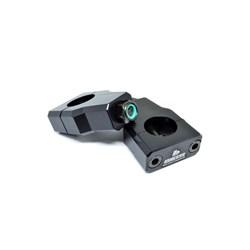 Adaptador de Guidão Importadas 28,5mm Biker Preto