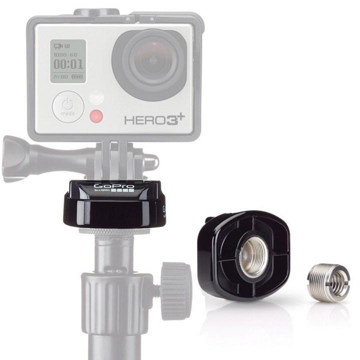 Adaptador Para Pedestal De Microfone Gopro