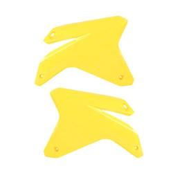 Aleta do Tanque Rmz 450 05/06 Xfun Amarelo