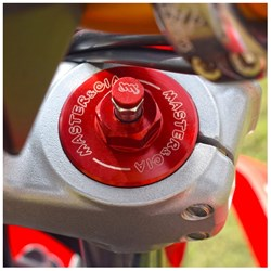 Alongador de Suspensão Dianteira Crf250f / Tornado Vermelho Vermelho