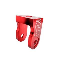 Alongador De Suspensão Traseira Crf 230 / Crf 250 F Corona Vermelho