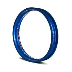 Aro De Roda Dianteiro Crf 230 / Crf 250f Aluminio 21x1.60 Azul Eninco