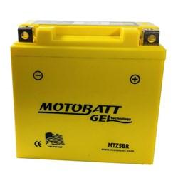 Bateria Motobatt Gel Mtz5br Ktm