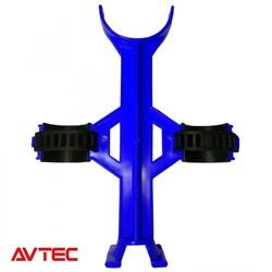 Bloqueador De Suspensão Avtec Motos Importadas Azul
