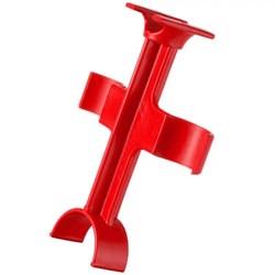 Bloqueador De Suspensão Pro Tork Vermelho