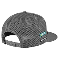 Boné Troy Lee Ktm Team Snapback Cinza