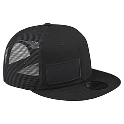 Boné Troy Lee Ktm Team Stock Snapback Preto