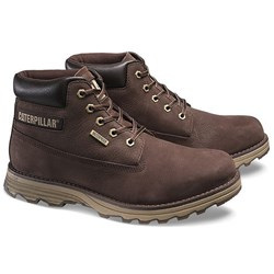 Bota Caterpillar Founder Wp Waterproof Marrom