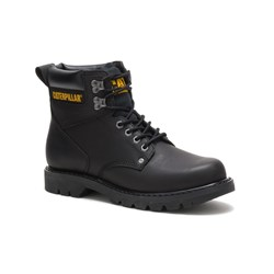 Bota Caterpillar Second Shift Black