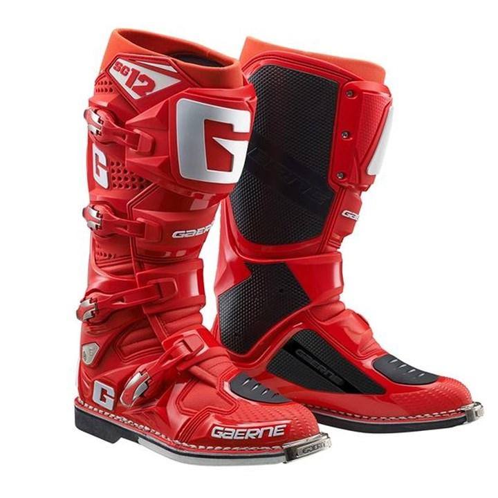 Bota Gaerne Sg12 Vermelho