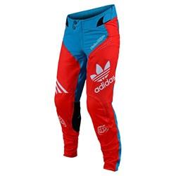 Calça Camisa E Luva Troy Lee Ultra Adidas Team