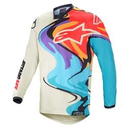 Calça E Camisa Alpinestars Racer Flagship 21 Colorido