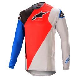 Calça E Camisa Alpinestars Supertech Blaze 21 Vermelho