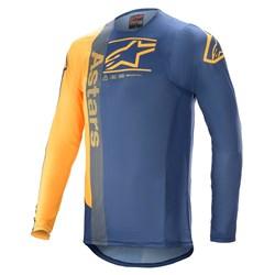 Calça E Camisa Alpinestars Supertech Foster 21 Azul