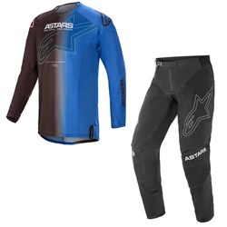 Calça E Camisa Alpinestars Techstar Phantom 21 Azul