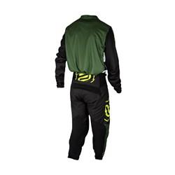 Calça E Camisa Asw 21 Image Knight Verde Militar
