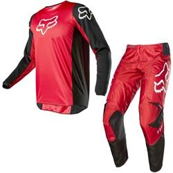 Calça E Camisa Fox 180 20 Prix Vermelho