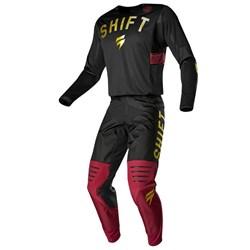 Calça e Camisa Shift 3lack Label Muerte Limited Edition