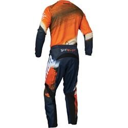 Calça E Camisa Thor Sector Preto Laranja