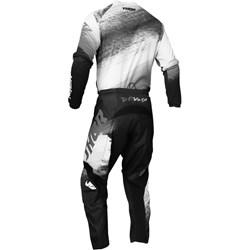 Calça E Camisa Thor Sector Vapor Preto Branco