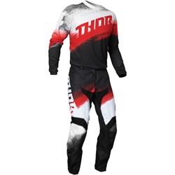Calça E Camisa Thor Sector Vapor Vermelho Preto
