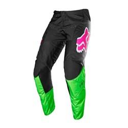 Calça Fox 180 Fyce 2020 Verde Rosa