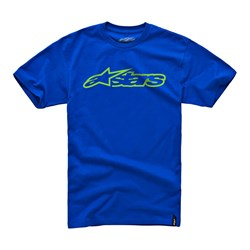 Camisa Alpinestars Blaze Classic Azul