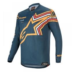 Camisa Alpinestars Braap 2020 Azul