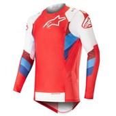Camisa Alpinestars Supertech 19 Vermelho