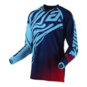 Camisa Answer Syncron Azul