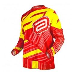 Camisa Asw Factory Limited 16 Vermelho