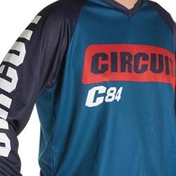 Camisa Circuit Marea Azul