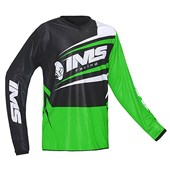 Camisa Ims Flex Verde