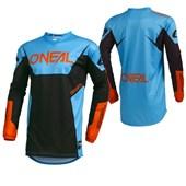 Camisa Oneal Element Racewar Azul