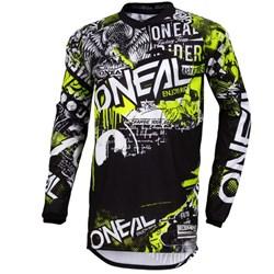 Camisa Oneal Element Racewar Preto