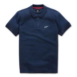 Camisa Polo Alpinestars Capital Azul