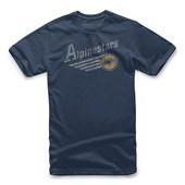 Camiseta Alpinestars Chief Azul