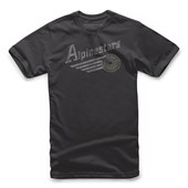 Camiseta Alpinestars Chief Preto