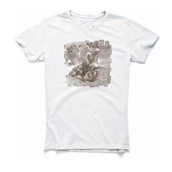 Camiseta Alpinestars Merge Branco