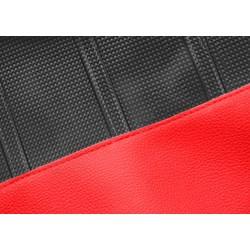 Capa De Banco Crf 250f Elegance Anker Preto Vermelho