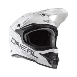 Capacete Oneal 3s 2.0 Flat Branco