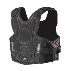 Colete HSS Protector Shock Kevlar Preto
