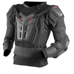 Colete Integral EVS Comp Suit Preto