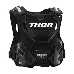 Colete Thor Guardian Mx Infantil Preto