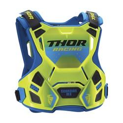 Colete Thor Guardian Mx Verde Fluor